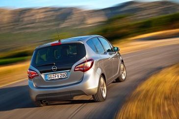 Opel Meriva Arka