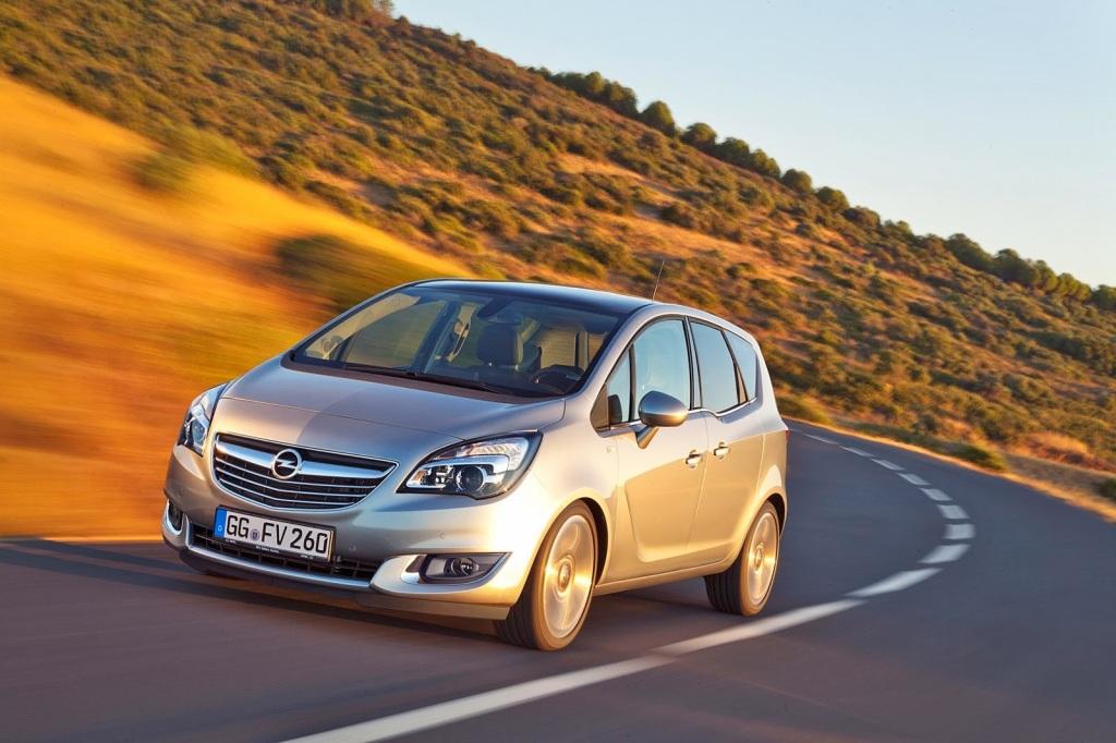 Opel Meriva Ön