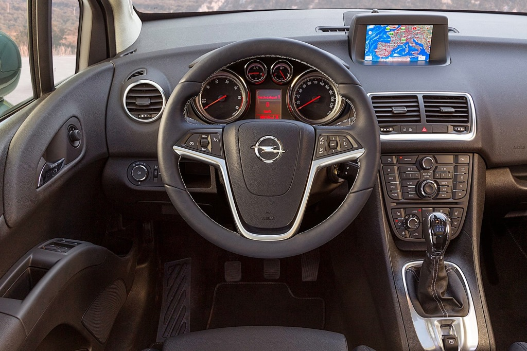 Opel Meriva İç