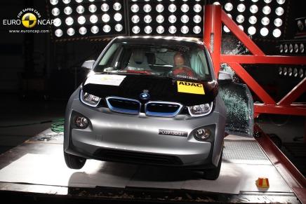 Haber: EuroNCAP- Son Testlerde BMW i3 ve Nissan NoteŞaşırttı