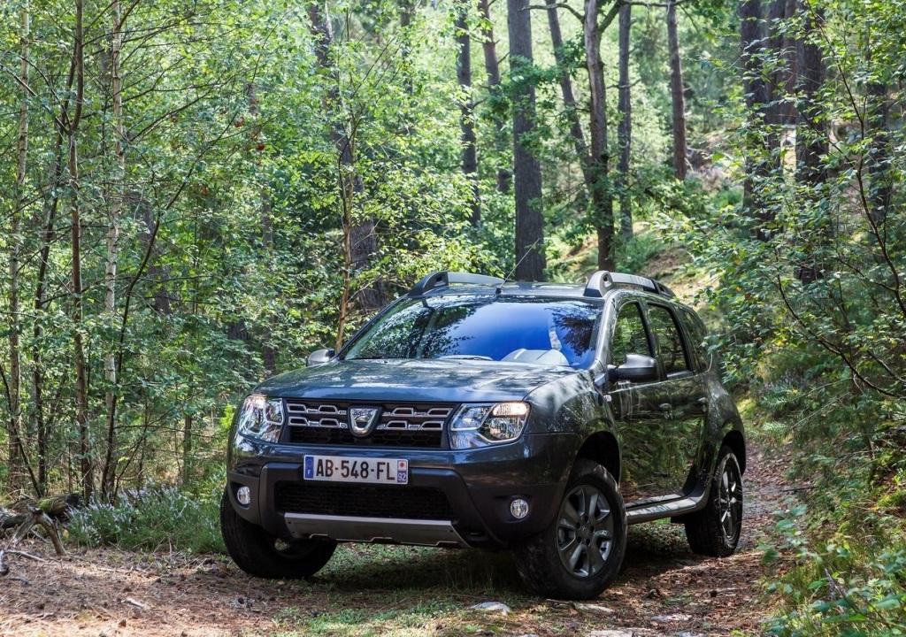 Dacia Duster Ön