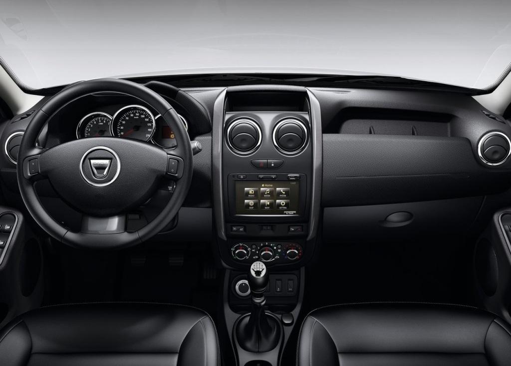 Dacia Duster İç