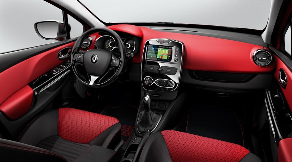 Renault Clio Sport Tourer İç