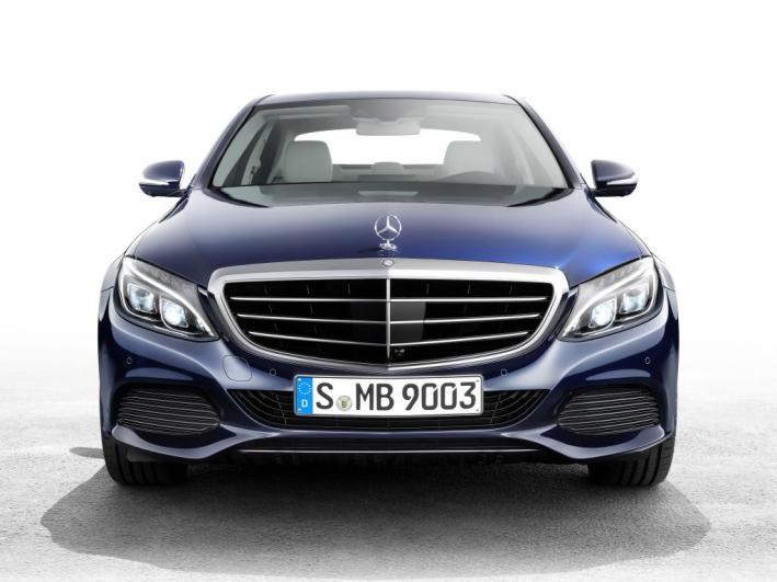 Mercedes-Benz C-Serisi Ön 2