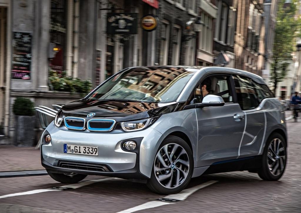 BMW i3 Ön