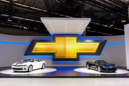 Haber: Chevrolet 2015 Sonunda Avrupa' danÇıkıyor!
