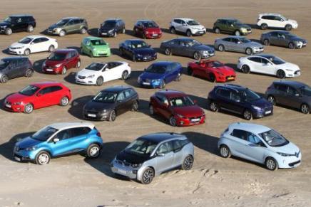 Haber: 2014 Yılın Otomobili- Son 7 FinalistAçıklandı