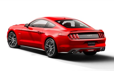 Haber: 2015 Ford MustangTanıtıldı