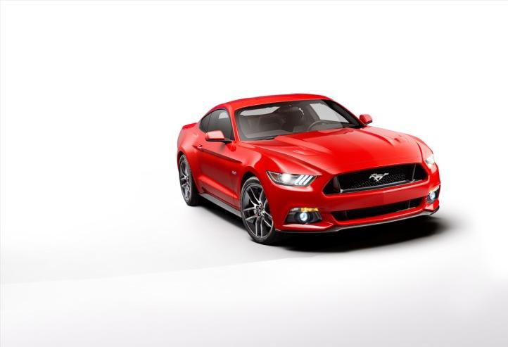 Ford Mustang Ön