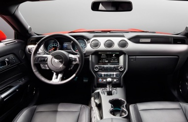 Ford Mustang İç