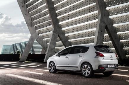 Haber: Frankfurt' ta Peugeot' nun İkinci Makyajlı Modeli:3008
