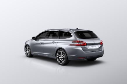 Haber: Peugeot 308 SWTanıtıldı