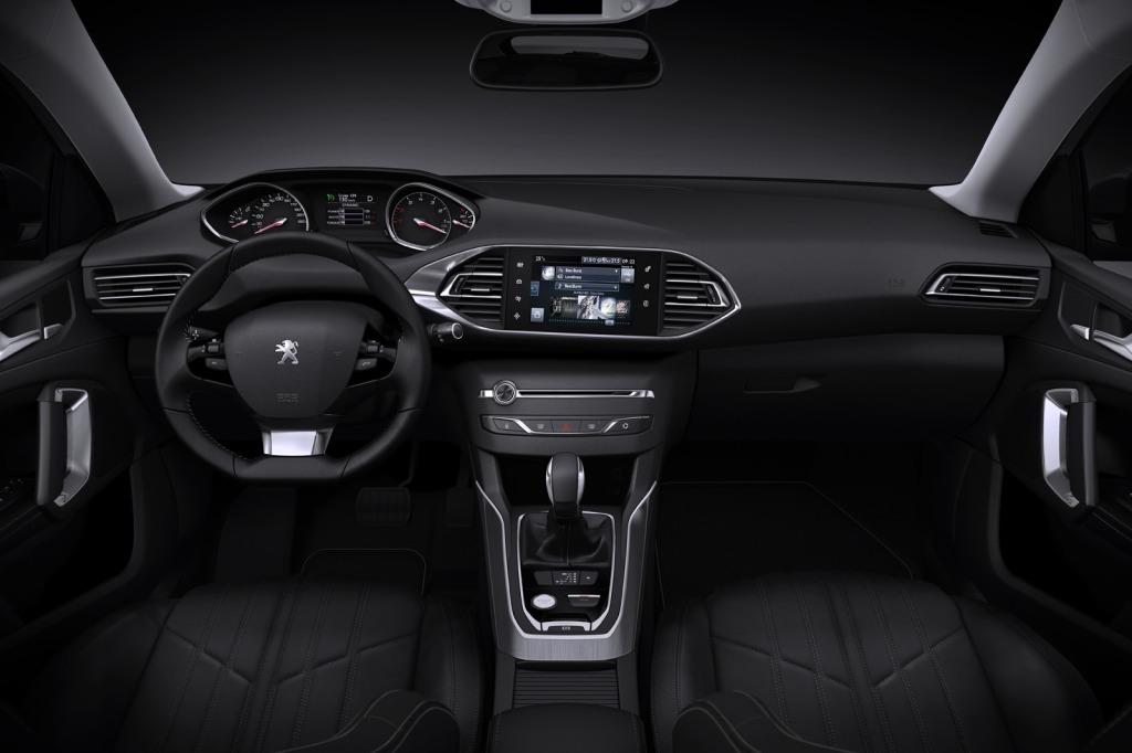Peugeot 308 SW İç