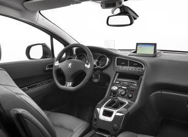 Peugeot 5008 İç