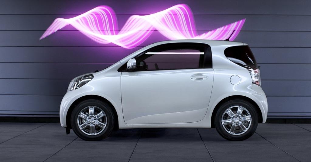 Toyota iQ, son dönemdeki en cüretkar A sınıfı otomobillerden.