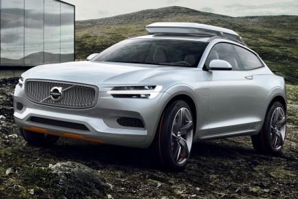 Konsept: Volvo XCCoupe
