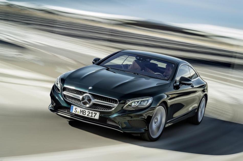 Mercedes-Benz S-Serisi Coupe