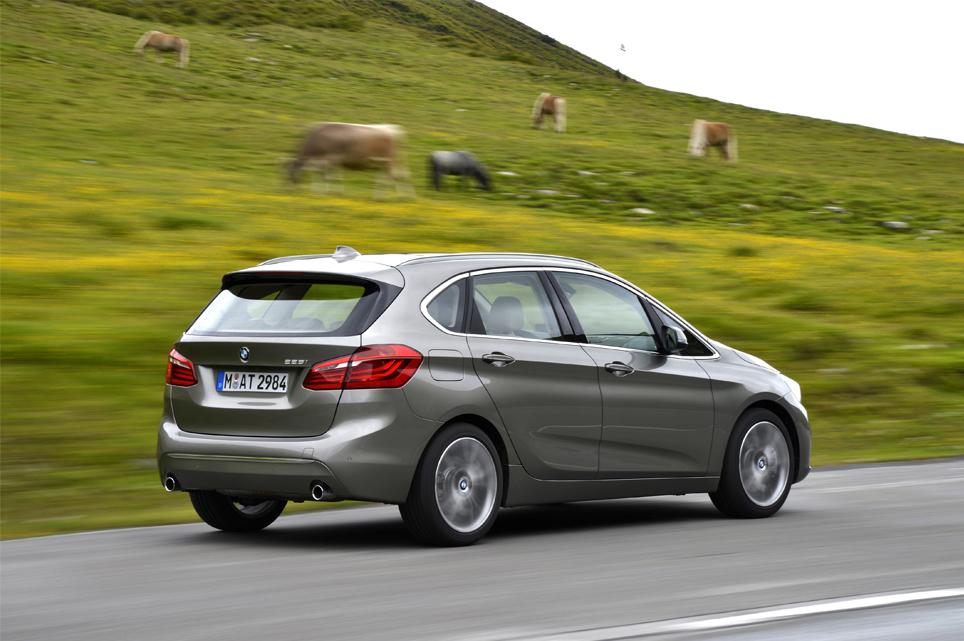 BMW 2-Serisi Active Tourer Arka 2