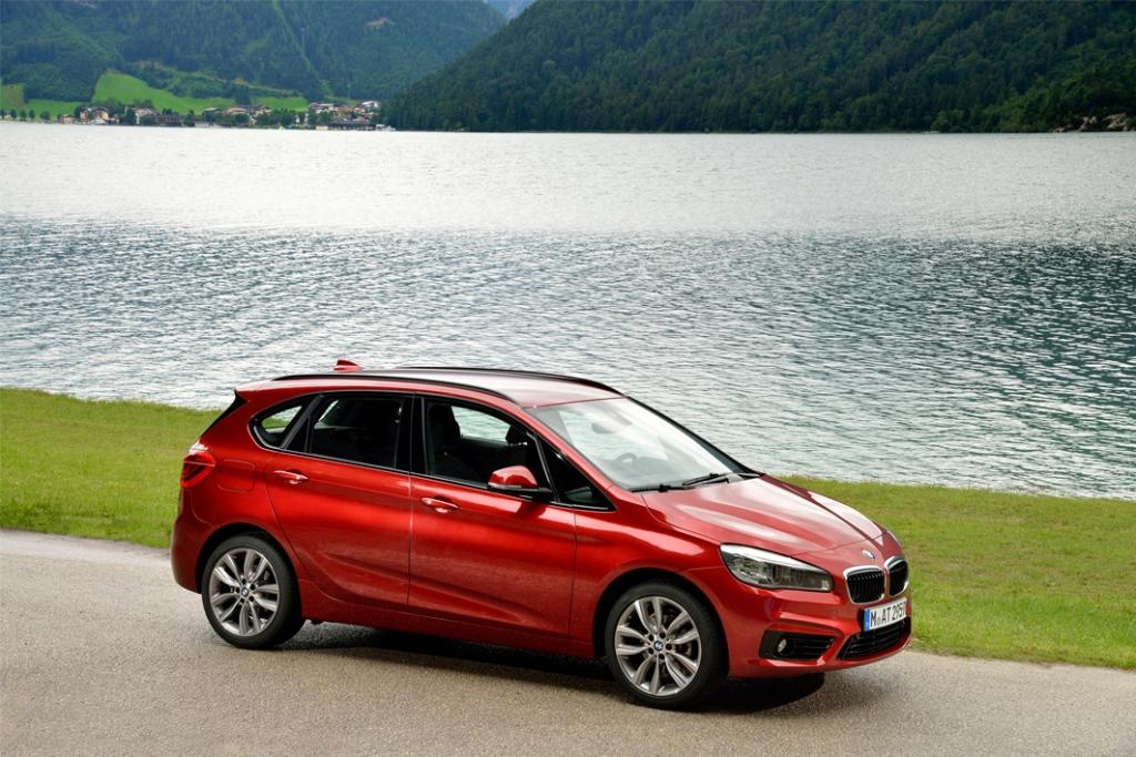 BMW 2-Serisi Active Tourer Ön 2