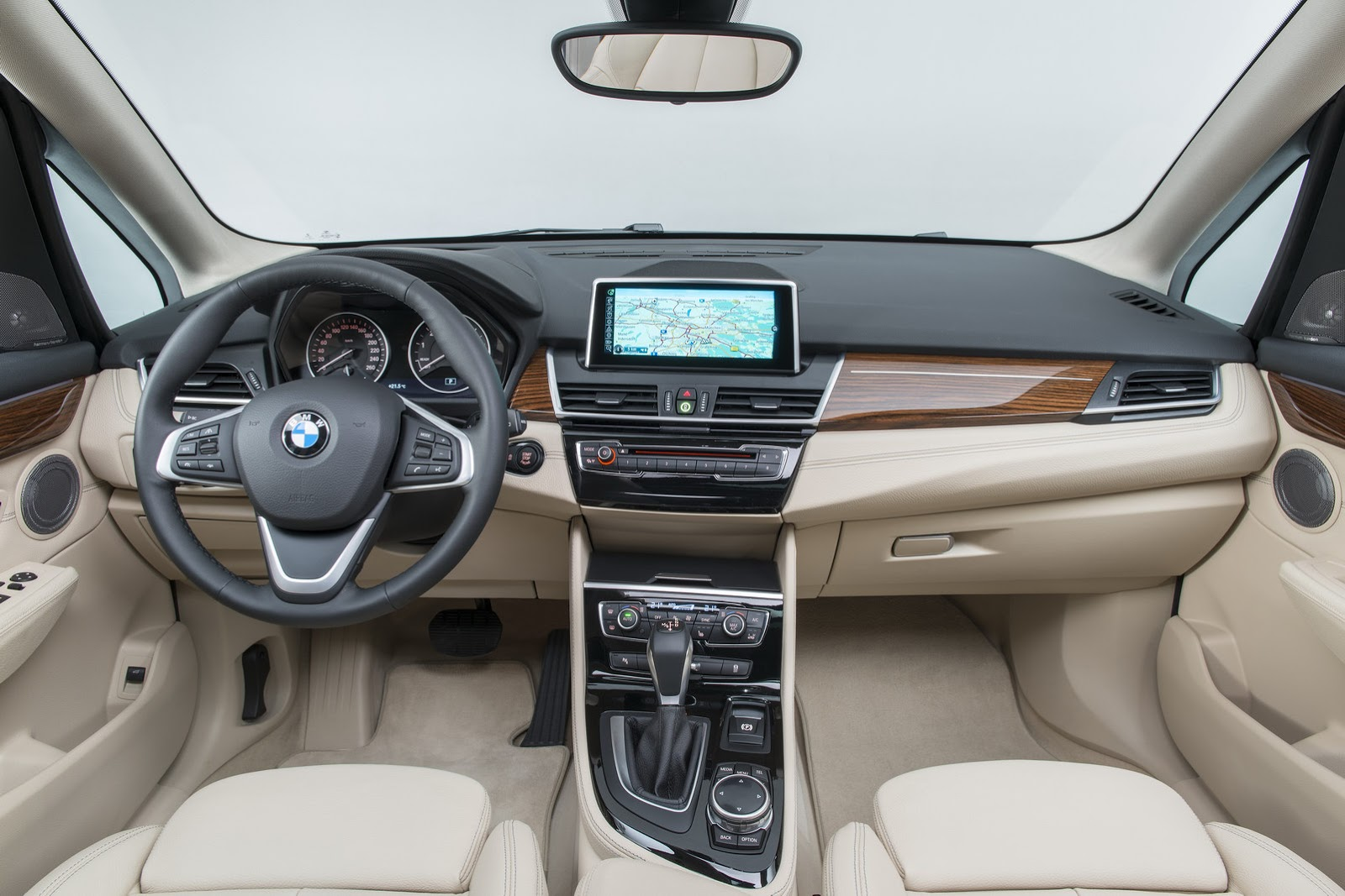 Bmw 2 Serisi Active Tourer Bmw Active Tourer