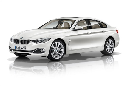 BMW 4-Serisi Gran Coupe