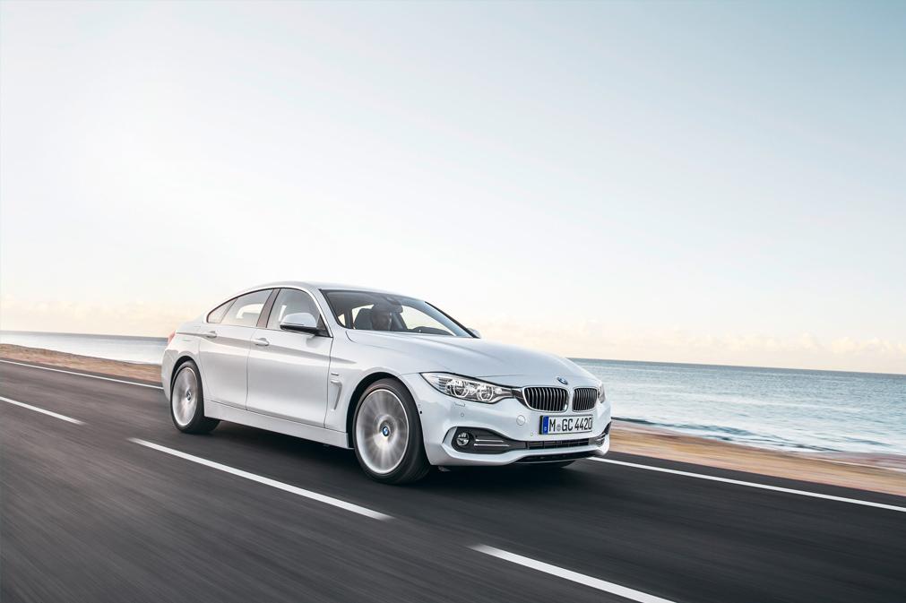 BMW 4-Serisi GranCoupe Ön
