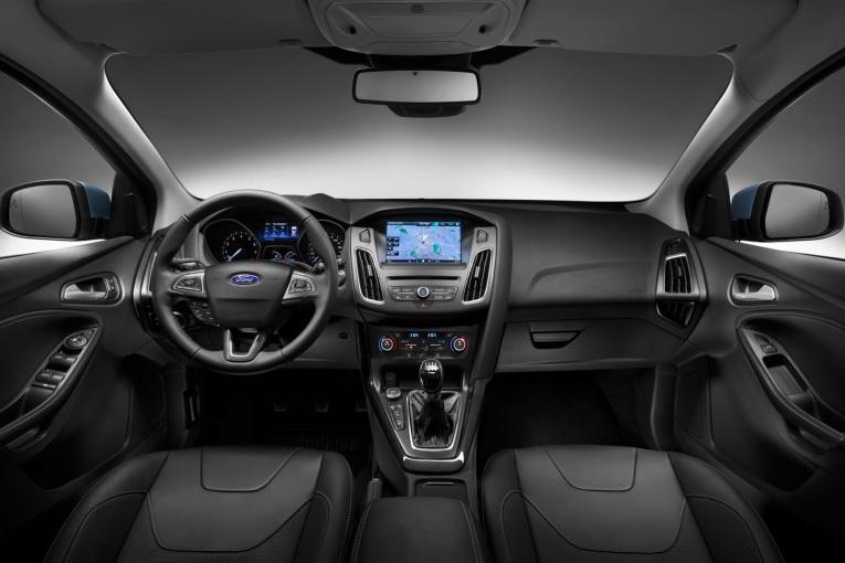 Ford Focus İç