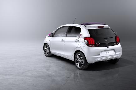 Haber: Bir Başka Minik Fransız- Yeni Peugeot108