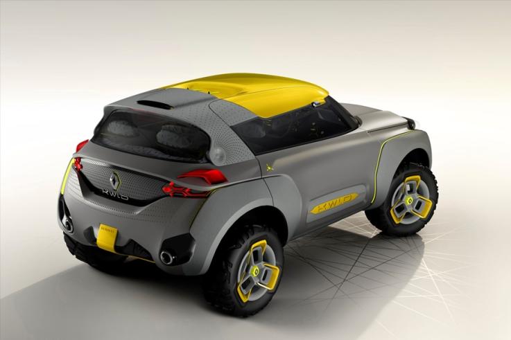 Renault Kwid Arka