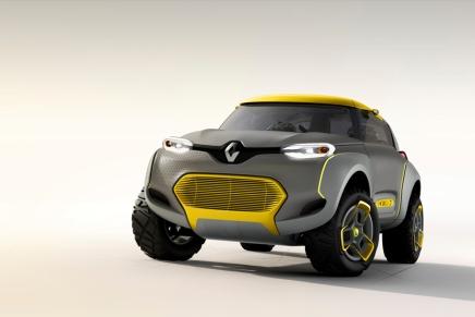 Konsept: Renault Kwid, Quadrocopter' i Eşliğinde Yeni PazarlaraAçılıyor