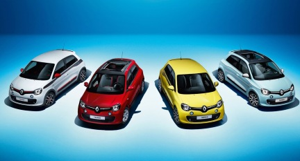 Renault Twingo Ön