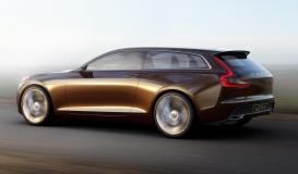 Volvo Concept Estate Arka
