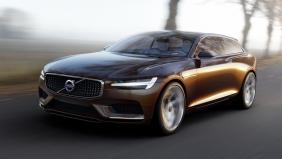Volvo Concept Estate Ön