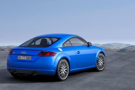 Haber: Yeni Audi TTTanıtıldı