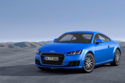 Audi TT/TTS