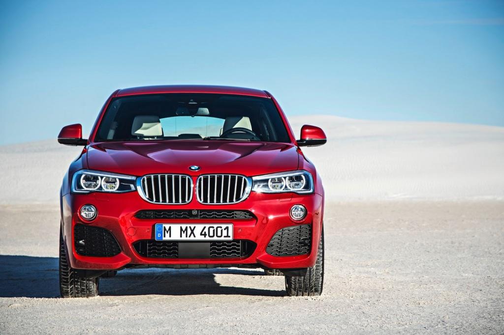 BMW X4 Ön