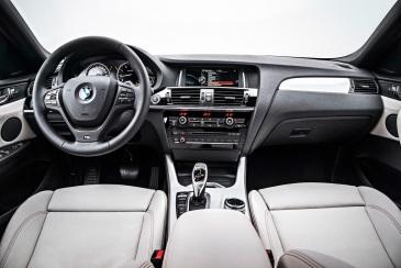 BMW X4 İç