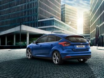 Ford Focus Arka
