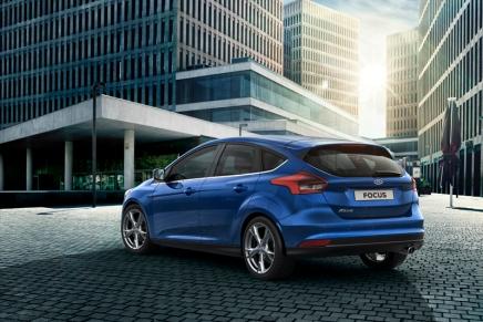 Haber: Ford FocusMakyajlandı!