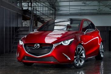 Mazda Hazumi Konsepti Ön