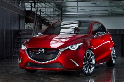 Konsept: Mazda Hazumi