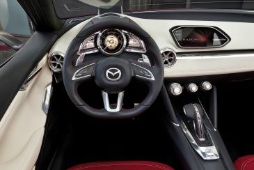 Mazda Hazumi Konsepti İç