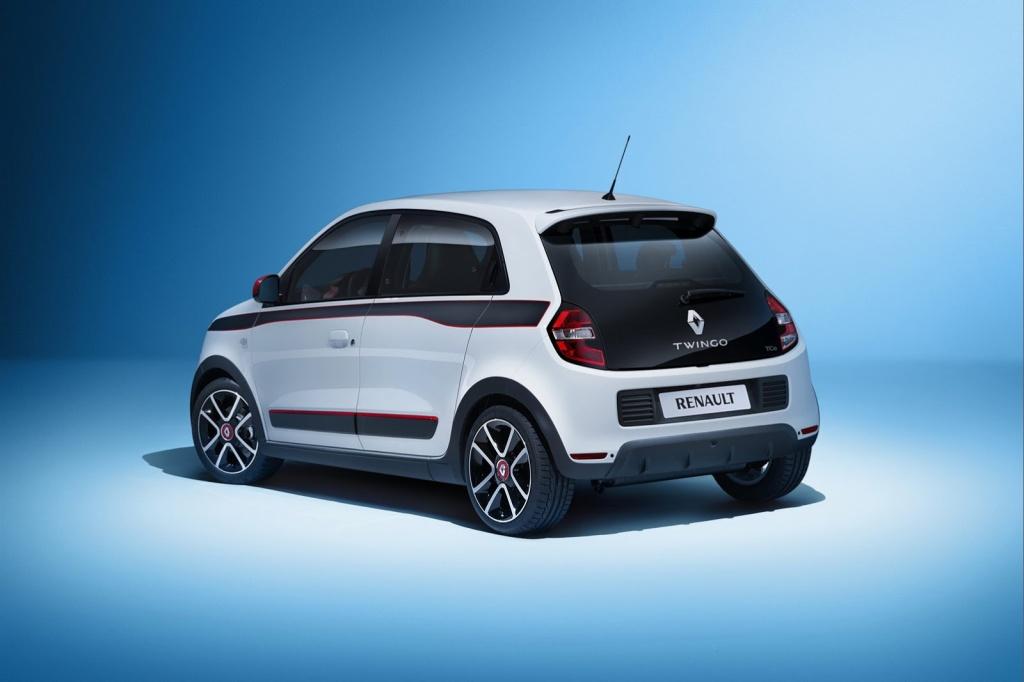 Renault Twingo Arka