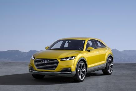 Konsept: Audi TT OffroadConcept