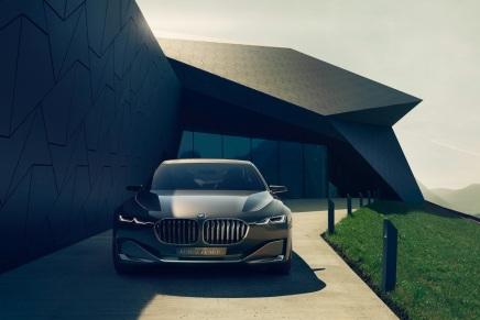 Konsept: BMW Vision FutureLuxury