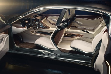 BMW Vision Future Luxury Konsepti Yan