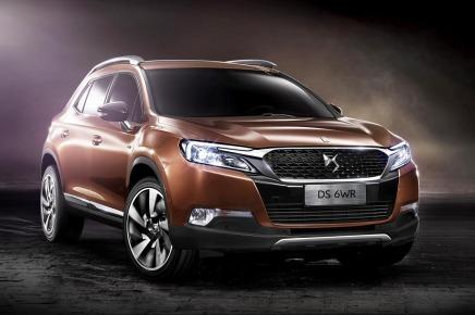 Haber: Citroen' den Çin Pazarına Özel SUV- DS6WR