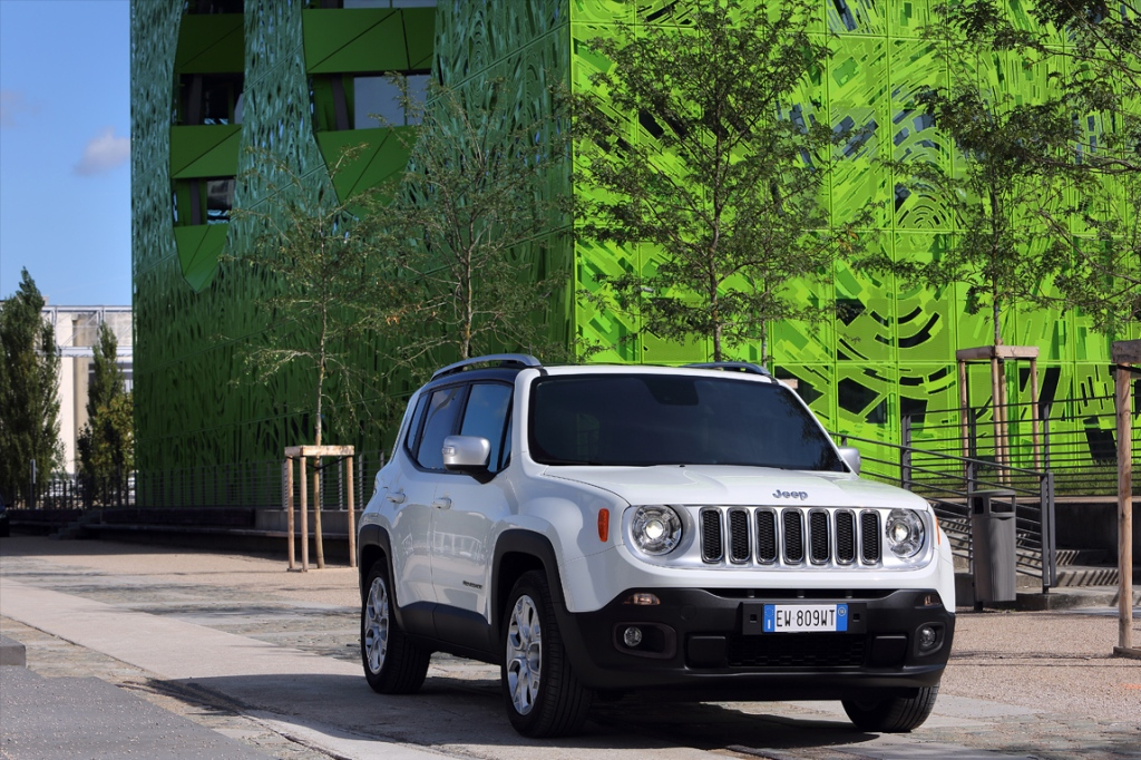Jeep Renegade Ön (2)