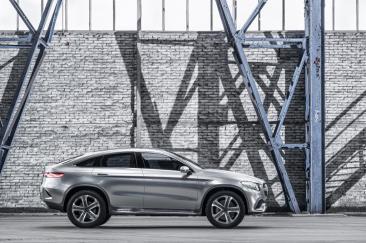 Mercedes-Benz Concept Coupé SUV Yan