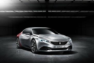 Peugeot Exalt Konsepti Ön